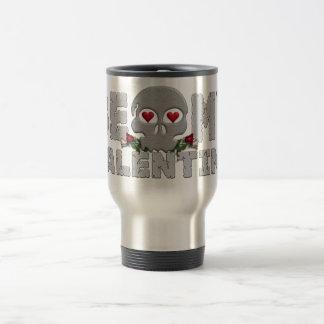 Skull Valentine mug