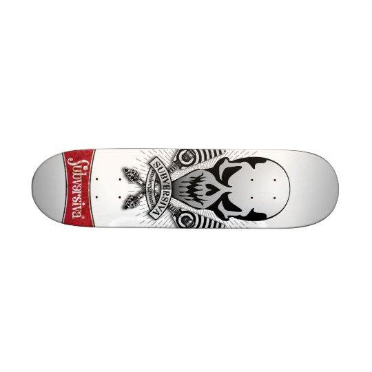 Skull-VFLY-001 Skate Decks
