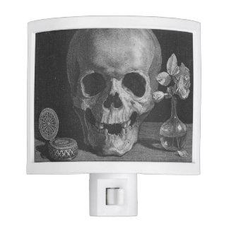 Skull Vignette Night Light