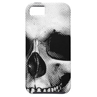 Skull Vintage Style Drawing iPhone 5 Cover