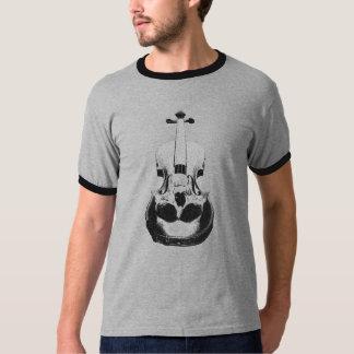 Skull Violin T-Shirt