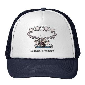 Skulladelic Freakout! Trucker Hats