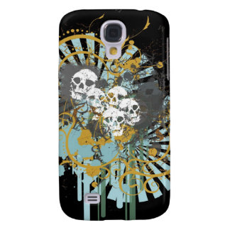 Skulladelic iphone 3G or 3GS Hard Case Samsung Galaxy S4 Cover