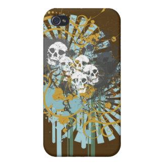 Skulladelic iphone 4 Hard Case iPhone 4 Covers