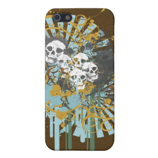 Skulladelic iphone 4 Hard Case Covers For iPhone 5