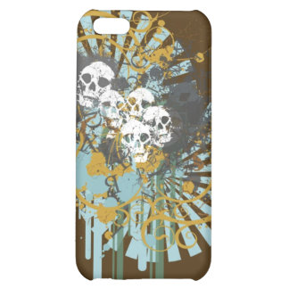 Skulladelic iphone 4 Hard Case iPhone 5C Covers