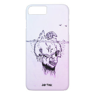Skullberg @Just Think iPhone 7 Plus Case