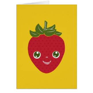 Skullberry, Sweet Strawberry That Has Gone Rogue Card
