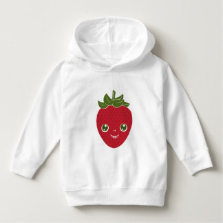 Skullberry, Sweet Strawberry That Has Gone Rogue Hoodie