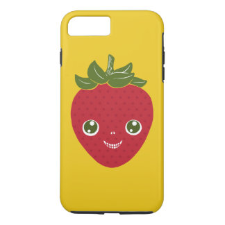 Skullberry, Sweet Strawberry That Has Gone Rogue iPhone 8 Plus/7 Plus Case