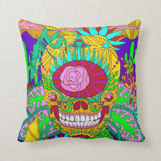 Skullclops Pillow