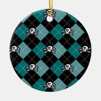 Skullgyle Ornament
