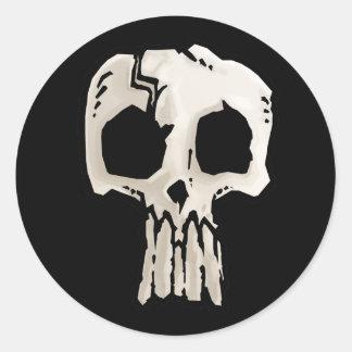 Skullie Sticker