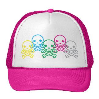 SkullKrush™ 30s O Lim Pix Hat (pink)