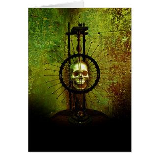 Skullpture Card