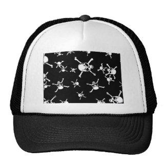 Skulls 1 trucker hat