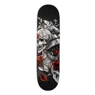 Skulls and Roses Skateboard Decks