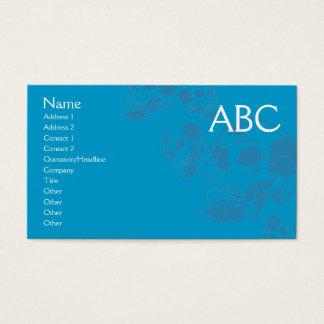 Skulls Business Card