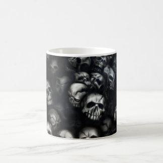Skulls cup