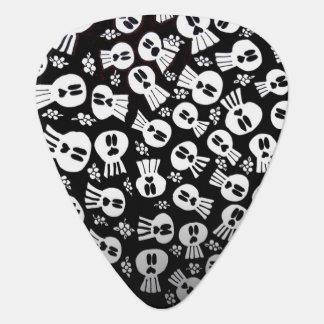 Skulls - Guitar pick-standard Guitar Pick
