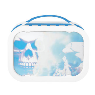 Skulls in the Clouds Lunchbox
