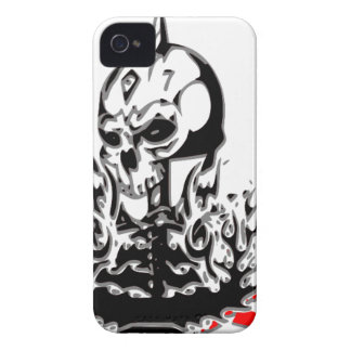 Skulls iPhone 4 Case-Mate Cases