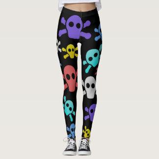 Skulls Leggings
