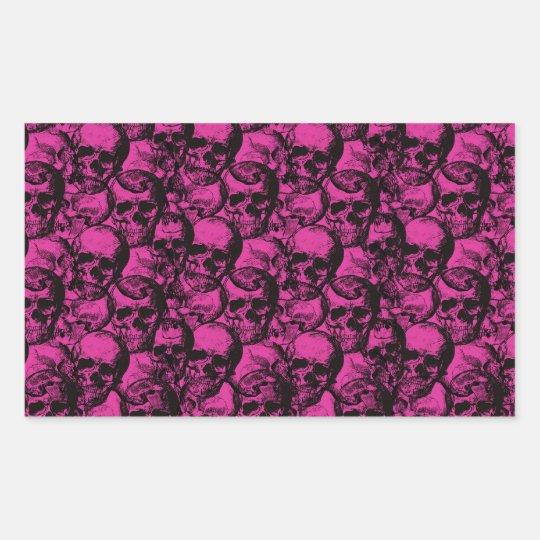 Skulls pattern