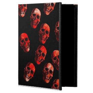 skulls red powis iPad air 2 case