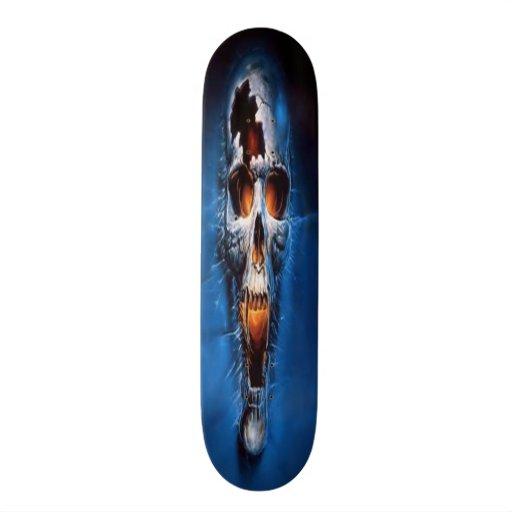 Skulls Revenge Skateboard