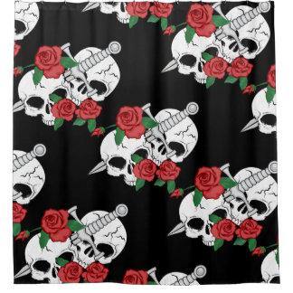 Skulls, Roses ahd Dagger