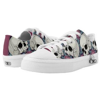Skulls & Roses Sneakers