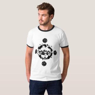 Skulls says T-Shirt