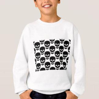 skulls sweatshirt
