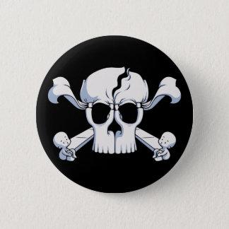 Skullusion 2 Inch Round Button