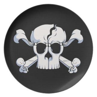 Skullusion Plate