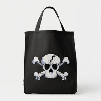 Skullusion Tote Bag