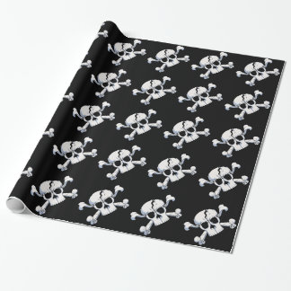Skullusion Wrapping Paper
