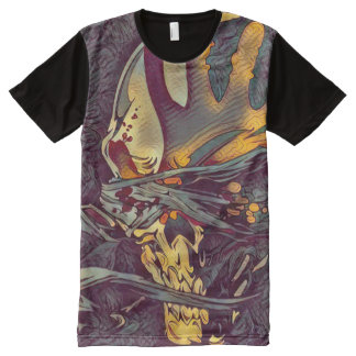 Skully Skull Death Touch Dark Fantasy Art