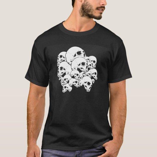 skullz white T-Shirt