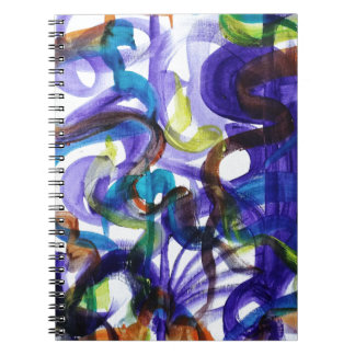 Skulpcha Spiral Notebook