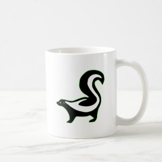 Skunk Coffee Mug