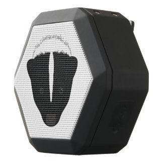 Skunk Face Black Bluetooth Speaker