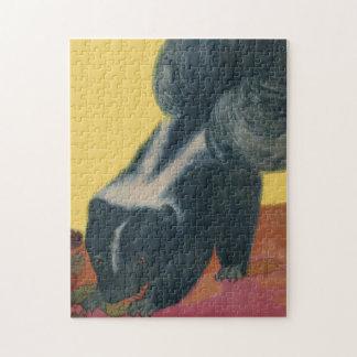 skunk jigsaw puzzle