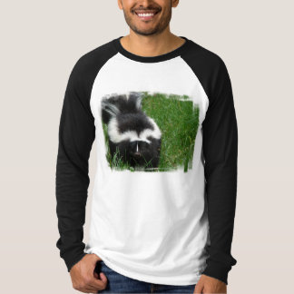 Skunk Long Sleeve Raglan T-Shirt