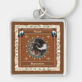 Skunk  -Reputation- Keychain