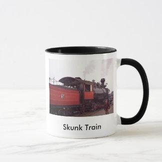 Skunk Train Mug
