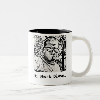 SkunkDiesel Mug