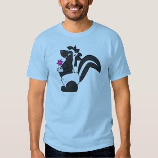 Skunkdude Men's T-Shirt - Large Print
