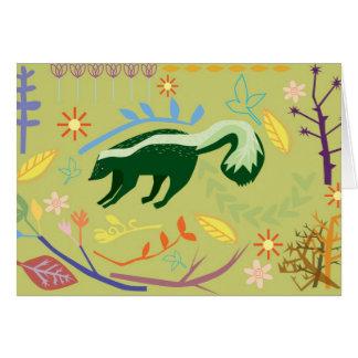 skunky wonderland card